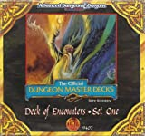 Deck of Encounters, Set 1 (Advanced Dungeon & Dragons, 2nd Edition) (1560766751) by McComb, Colin