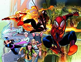 "Cover of ""Ultimate Comics Spider-Man Vol...."