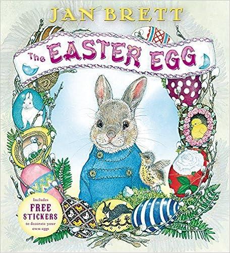 Easter Egg, The: Written by Jan Brett, 2010 Edition, Publisher: PUTNAM [Hardcover]