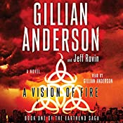 A Vision of Fire | [Gillian Anderson, Jeff Rovin]