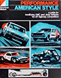 1966-1972 AMC AMX Javelin Jeep Hi-Performance Mods Manual Reprint