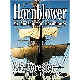 Mr. Midshipman Hornblower - C. S. Forester