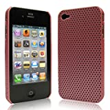 iPhone  4  ケース ハードプラスチック  ピンク 液晶保護フィルム   USB充電ケーブル付 送料無料