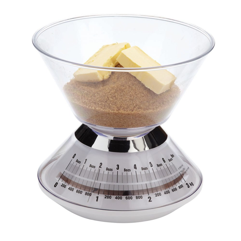 Kitchen Craft KCSCALE50 Mechanical Weigh Scales
