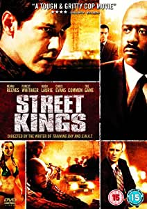 Amazoncom Street Kings Keanu Reeves Forest Whitaker
