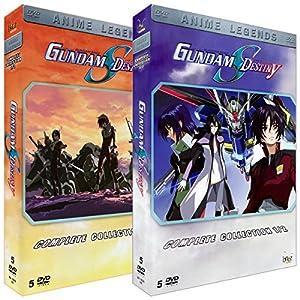 Gundam Seed Destiny - Intégrale - 2 Coffrets