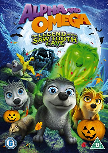 Alpha And Omega: The Legend Of The Saw Tooth Cave [Edizione: Regno Unito]