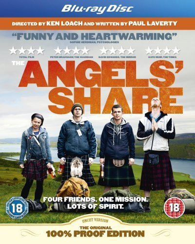 La parte de los ángeles / The Angels' Share (2012) ( Andelský podíl ) ( La part des anges ) [ Origen UK, Ningun Idioma Espanol ] (Blu-Ray)