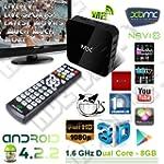 MX Android TV Box Quad Core GPU Jailb...
