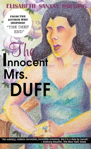 The Blank Wall: A Novel of Suspense/the Innocent Mrs. Duff : A Novel of Suspense/Two Books in One