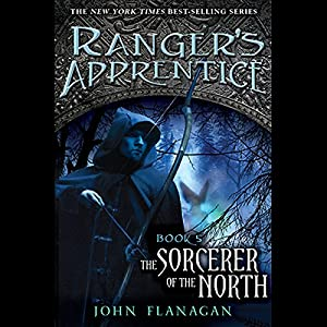 The Sorcerer of the North Audiobook