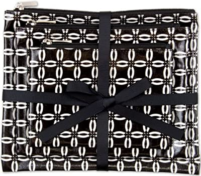 Cheapest Kate 3-Piece Cosmetic Bag Gift Set by Brownlow Gifts - Free Shipping Available