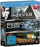Sci-Fi Box - Boxset mit 3 Sci-Fi-Knallern (Immortal, Eden Log, Vidocq) [3 Blu-rays]
