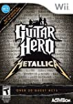 Guitar Hero Metallica - Nintendo Wii