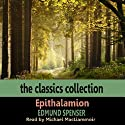 Epithalamion (       UNABRIDGED) by Edmund Spenser Narrated by Michael MacLiammoir