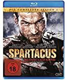 Spartacus: Blood and Sand - Season 1 [Blu-ray]