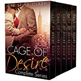 img - for Cage of Desire: (Cage of Desire Complete Series Bundle): An Alpha Stepbrother Billionaire Romance book / textbook / text book