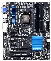 Gigabyte Intel Z77 LGA 1155 AMD CrossFireX/NVIDIA SLI W/HDMI, DVI Dual UEFI BIOS ATX Motherboard GA-Z77X-D3H