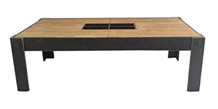 "Coffee Table 15"" H x 47.3"" W x 23.6"" D Target Ikea Foosball Restaurant Poker Pingpong Game"