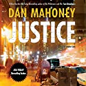 Justice: A Novel of the NYPD: A Detective Brian McKenna Novel (       UNABRIDGED) by Dan Mahoney Narrated by Christopher Lane