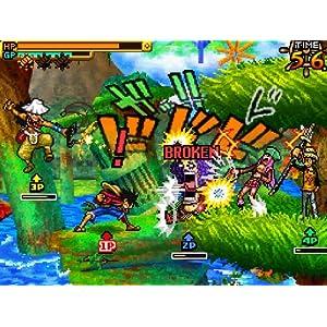 ワンピース ギガントバトル!2 新世界 (ニューワールド) (通常版)