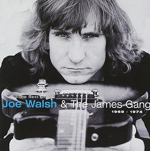 Joe Walsh - The Best Of Joe Walsh And The James Gang (1969-1974) - Zortam Music