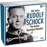 100 Jahre Rudolf Schock - Die besten Operetten Klassiker (4 CDs)