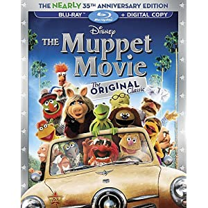 The Muppet Movie: The Nearly 35th Anniversary Edition (Blu-ray + Digital Copy): Jim Henson, Frank Oz, Jerry Nelson, Richard Hunt, Dave Goelz, Charles Durning, Austin Pendleton, Scott Walker, James Frawley, Jack Burns, Jerry Juhl images