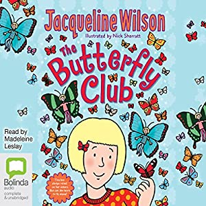 The Butterfly Club Audiobook