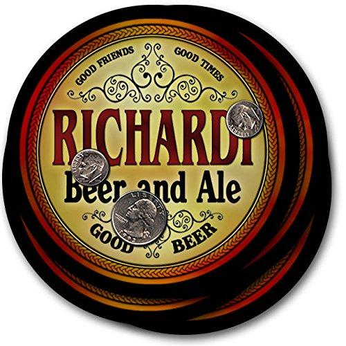 Richardi Beer & Ale - 4 pack Drink Coasters каталог richardi