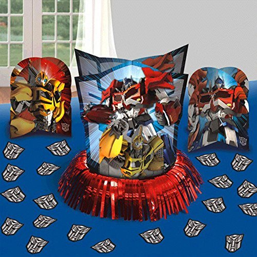 Transformers Table Decorating Kit (23pc)
