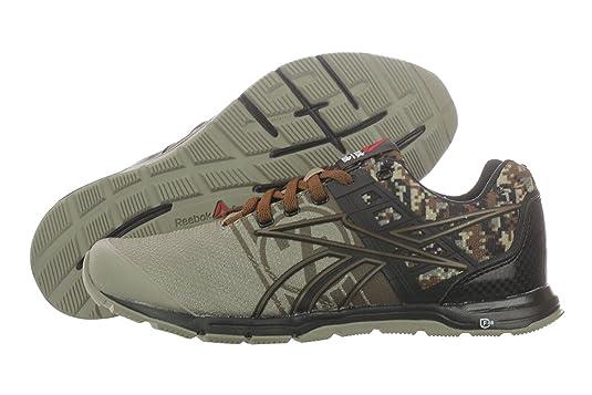 camo reebok shoes
