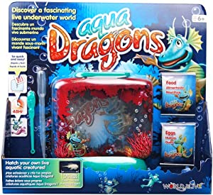 Aqua Dragons Underwater World - Juego para criar dragones de agua por Aqua Dragons en BebeHogar.com