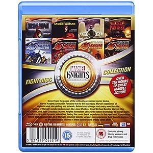 X-Men Box Set [Blu-ray] [Import anglais]