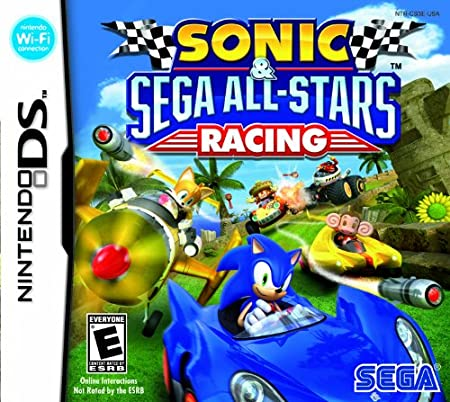 Sonic All Star Racing
