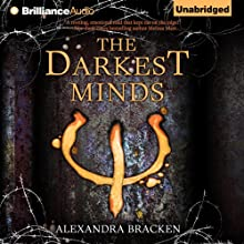 The Darkest Minds: Darkest Minds, Book 1 (       UNABRIDGED) by Alexandra Bracken Narrated by Amy McFadden