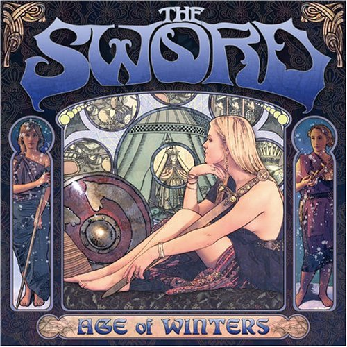 SWORD - AGE OF WINTERS - LP
