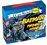 Lucy Rosen I Can Read! Phonics: Batman Phonics Fun