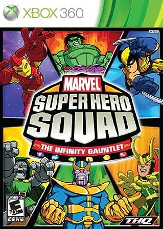 Marvel Super Hero Squad The Infinity Gauntlet