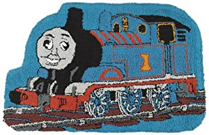 Amazon Com Thomas Amp Friends 24 By 36 Inch Hand Hook Rug
