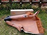 Miyaya® Halloween Horse Head Mask