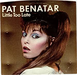 pat benatar late fight it out