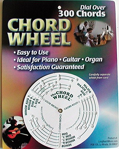 The Chord Wheel | Browse The Chord Wheel at Shopelix