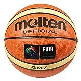 Molten GM7 FIBA Official Indoor/Outdoor Composite 29.5 Basketball