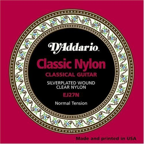 D'Addario EJ27N Classical Guitar Strings - Student