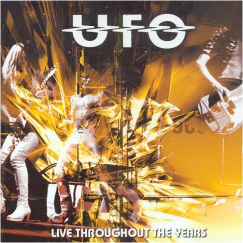 Ufo - Live Throughout the Years - Zortam Music