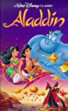 Aladdin [VHS]