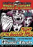echange, troc Night of Bloody Apes & Feast of Flesh [Import USA Zone 1]