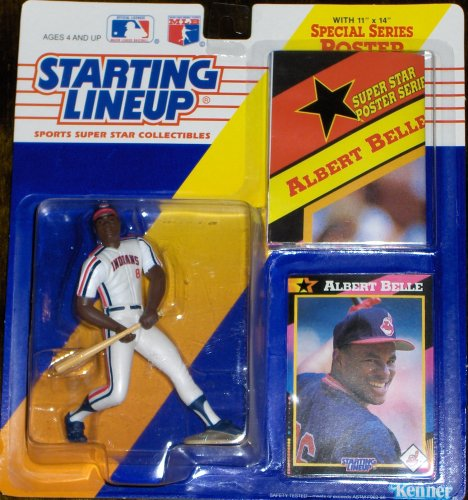 Albert Belle 1992 Starting Lineup