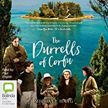 The Durrells of Corfu Audiobook by Michael Haag Narrated by Paul English